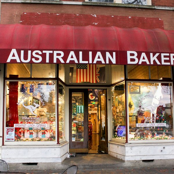 Australian Bakery | Merry Marietta Window Walk Contestant